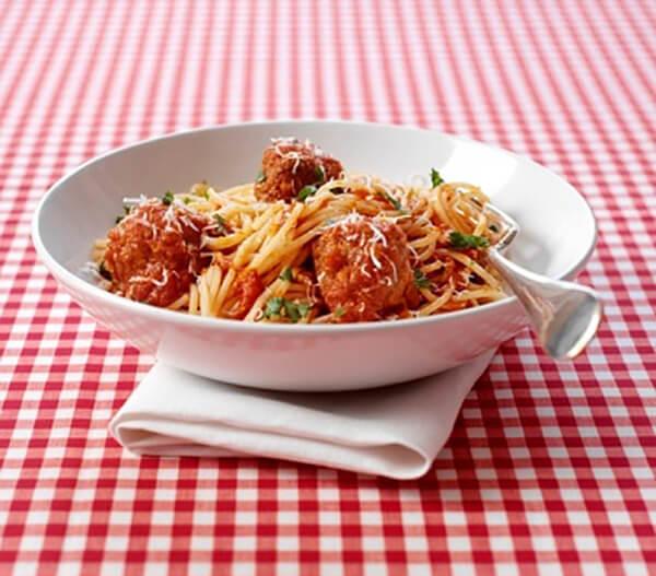 ăn mì spaghetti có béo không
