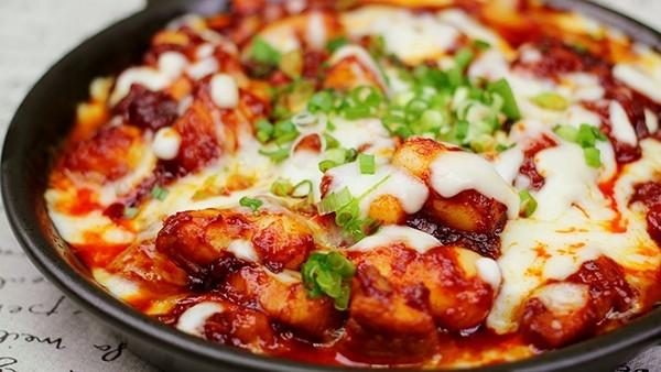 Các món ăn với phô mai mozzarella thơm ngon