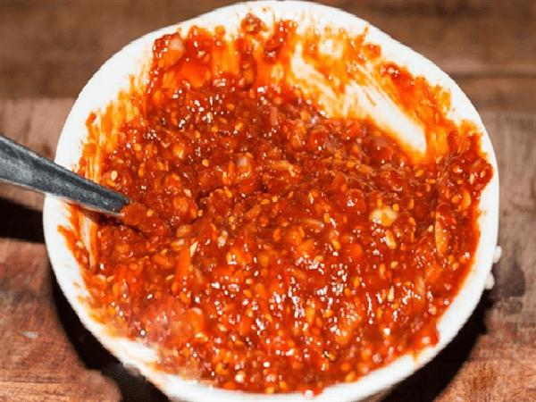 cách làm nước chấm thịt nướng kiểu Hàn Quốc