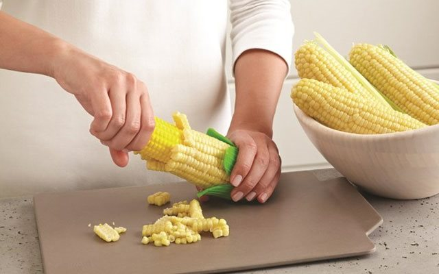 cách nấu chè bắp với gạo nếp